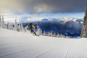 Wintersport in Canada of Amerika, leer de skitermen die specifiek zijn voor je skivakantie zoals Groomers