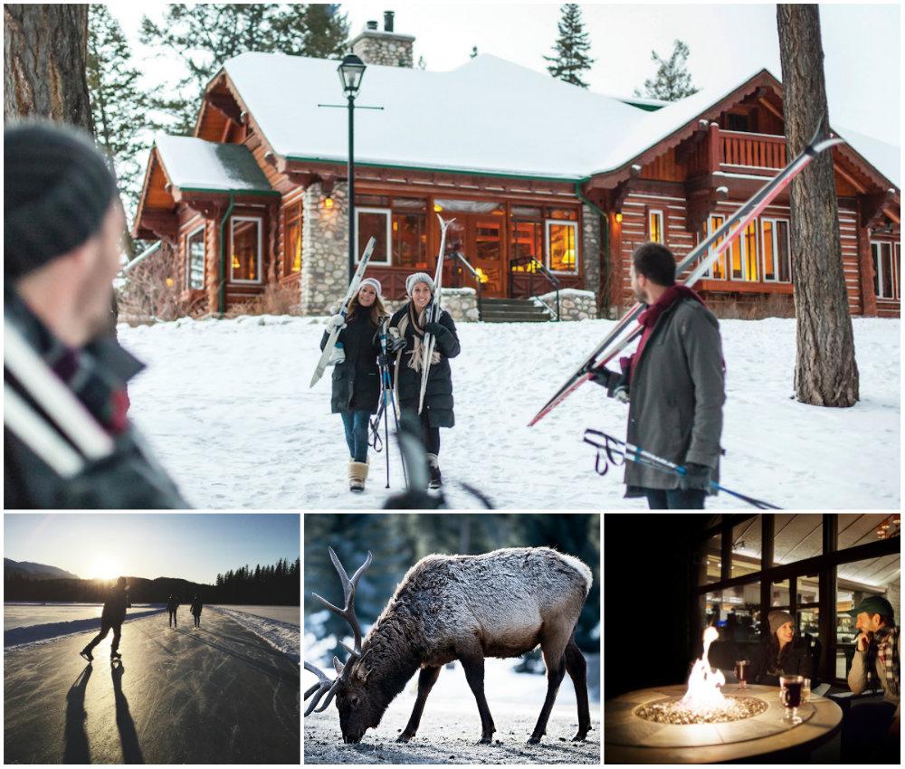In Jasper National Park ligt onbetwist het mooiste logeeradres van Jasper en wat ons betreft van de hele provincie Alberta!