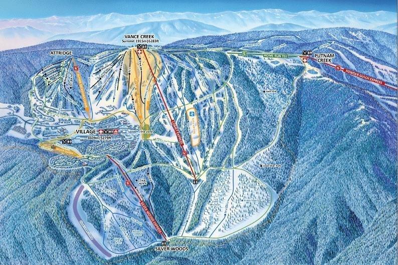 skigebied Silverstar