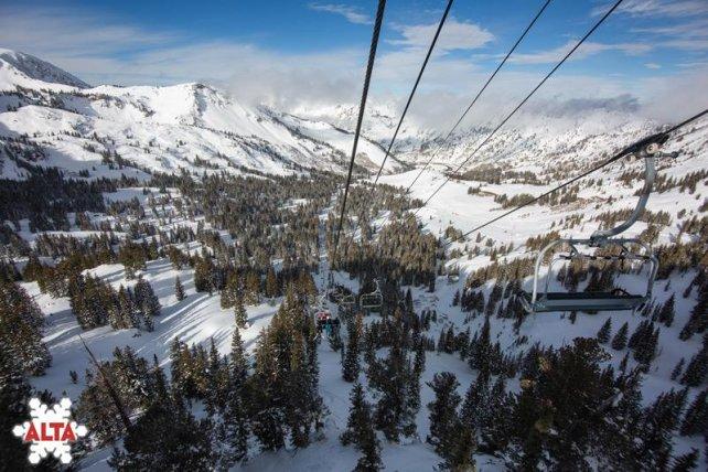 Skigebied Alta