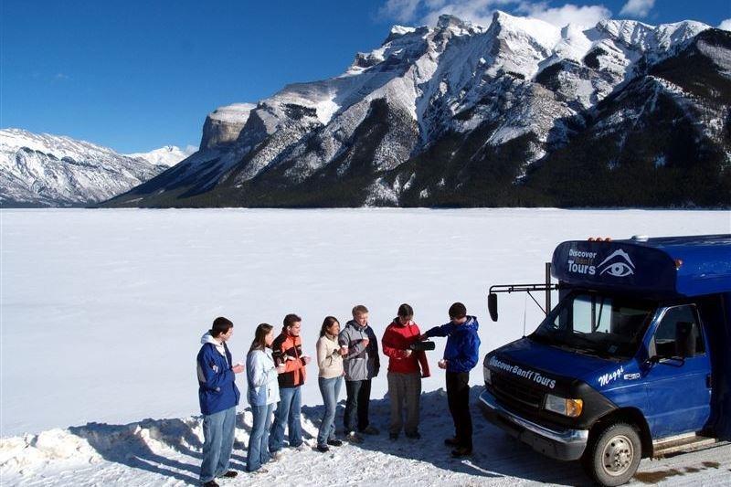 Discover Banff Winter Wildlife Tour