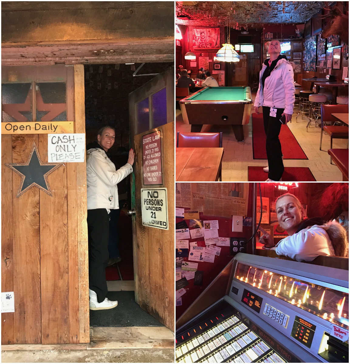 De leukste kroeg in de staat Utah is ShootIng Star Saloon in Huntsville. Else van Wintersportcanadaamerika bezocht deze plek