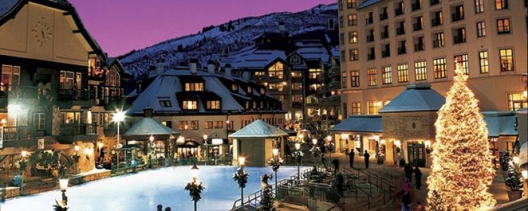 Geniet van je verblijf in Beaver Creek als je deze skisafari in Colorado gaat maken.