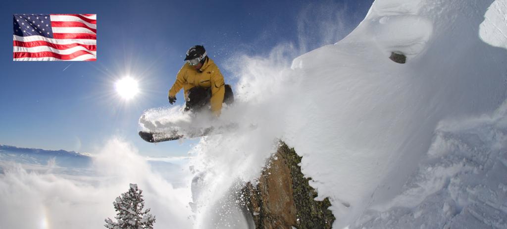 Boek nu je skivakantie naar Amerika voor seizoen 2020 2021