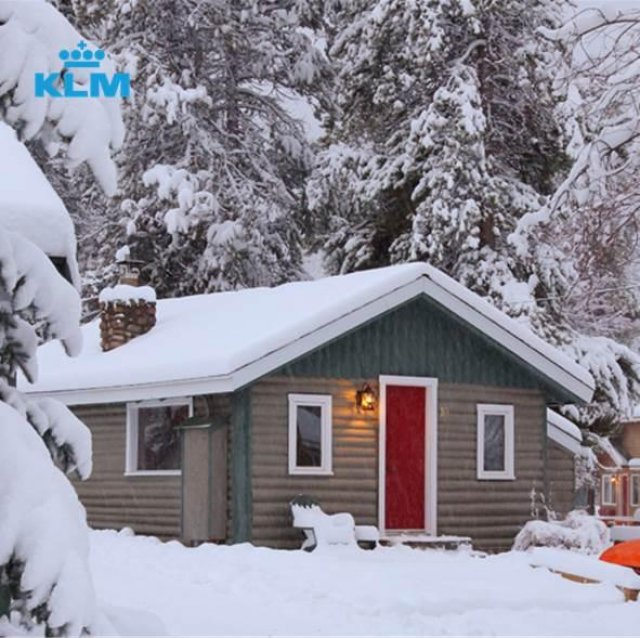 Sneeuwzekerdeals Jasper Cabins