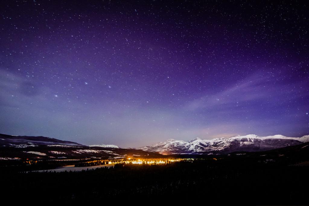Leer tijdens je wintersportvakantie in Canada over de historie van Jasper!