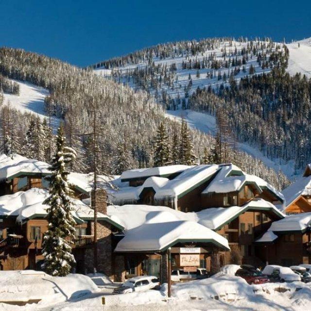 Wintersport Canada Amerika Whitefish 1x1