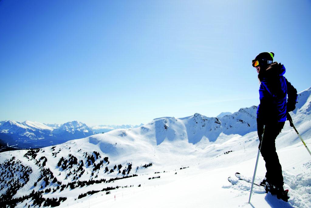 Vlieg met KLM naar Edmonton in Canada en neem gratis je wintersport uitrusting mee naar je skibestemming Jasper Alberta