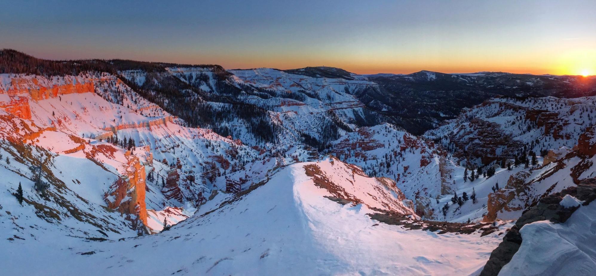 Cedar Breaks, National Monument in Utah, Amerika