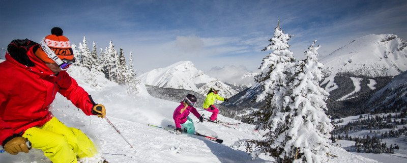 Skisafari Banff en Lake Louise: Ski Big 3