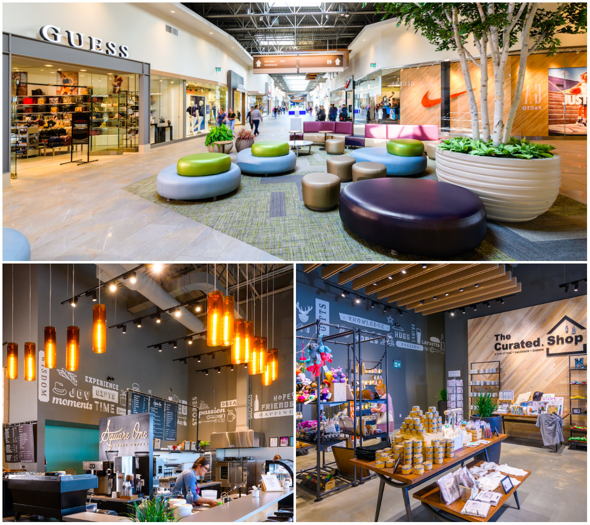 Premium Outlet Collection at Edmonton International Airport