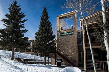 Snowmass - The Timberline exterior