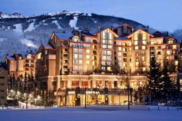 Whistler - Westin Resort & Spa exterior