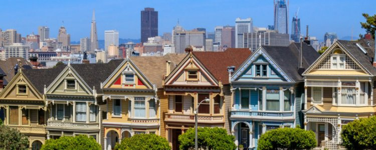 San Francisco in Amerika heeft vele highlights als de Golden Gate Bridge, Alcatraz, Chinatown en Alamo Square Park