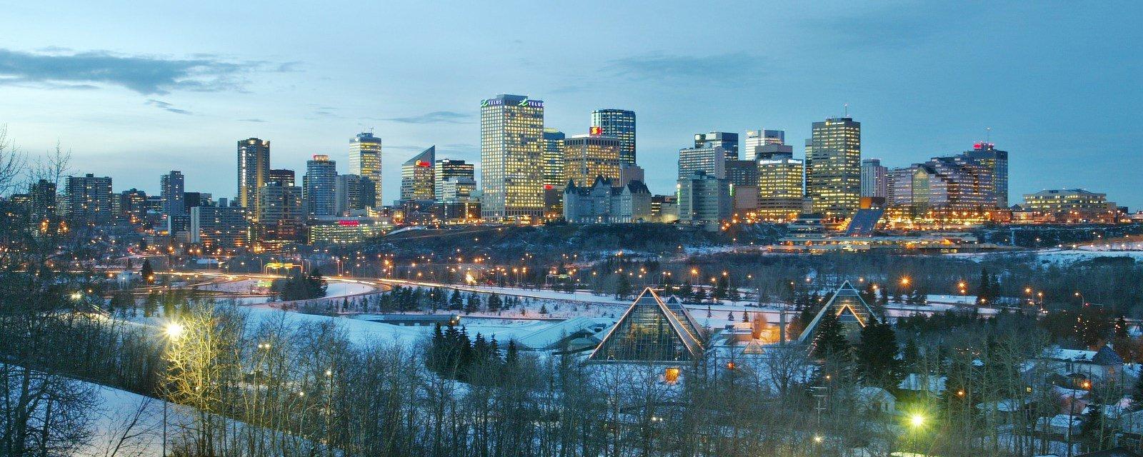 Edmonton, stopover waard op weg naar de Rockies!
