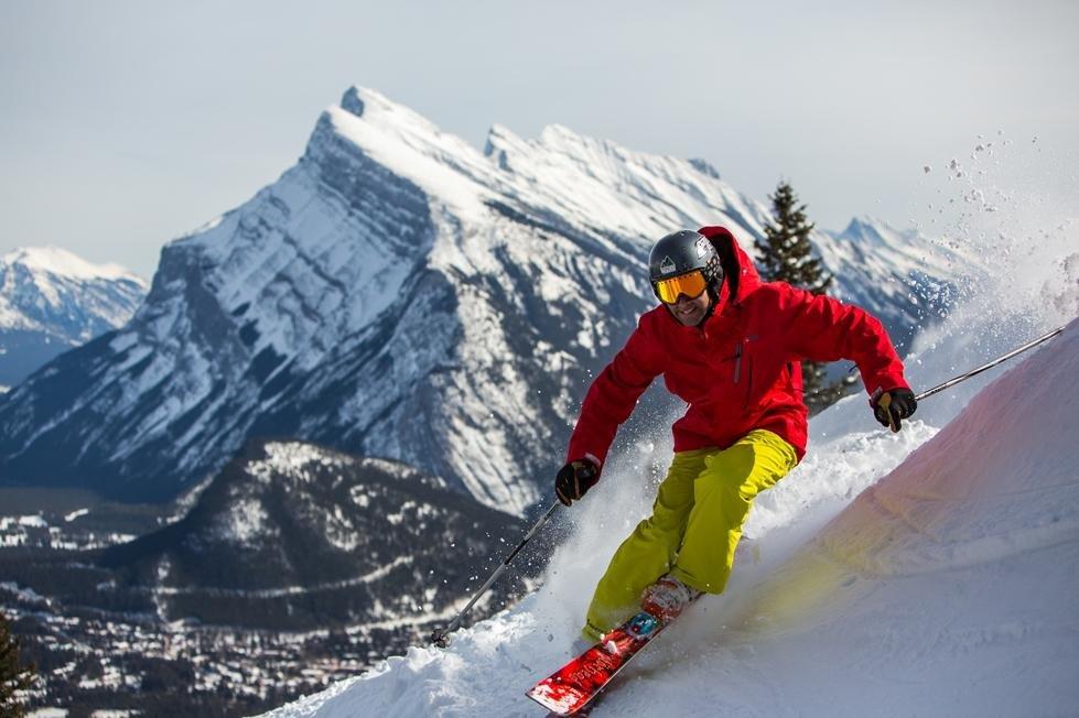Huurmateriaal Banff