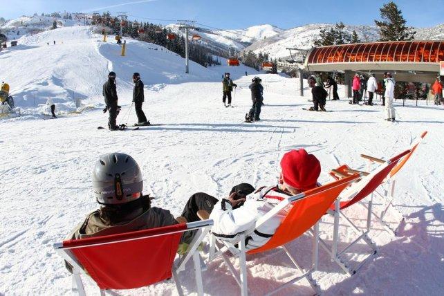 Skigebied Park City