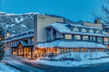Whistler - Listel Hotel exterior