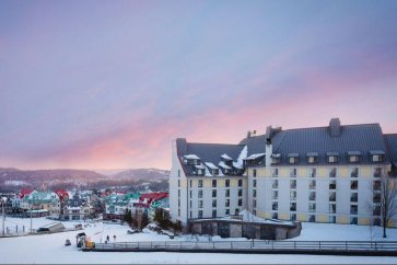 Mont Tremblant - Fairmont Mont Tremblant exterieur