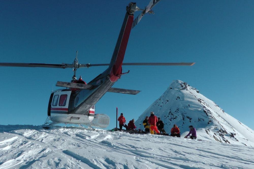 Purcell Heliski Golden