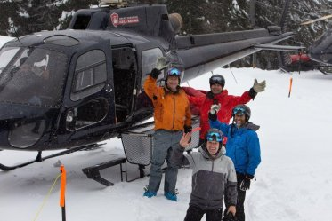 Great Canadian Heliski Golden