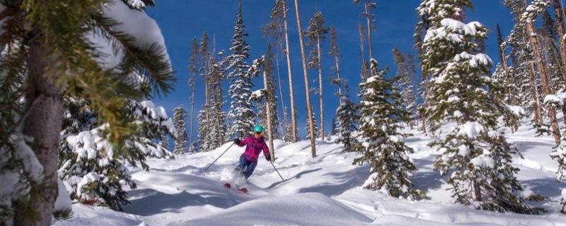 Het skigebied Winterpark in Colorado biedt veel mogelijkheden en volop uitdaging voor iedere wintersporter.