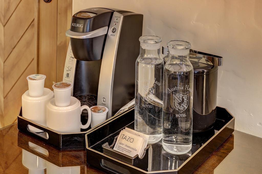 Vail - Austria Haus coffemachine