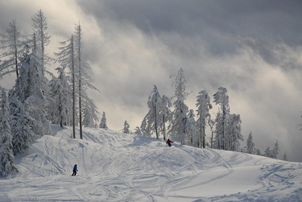 De nog vrij onbekende Kootenay Rockies in British Columbia is een droombestemming in Canada voor de zeer ervaren skiers en snowboarders