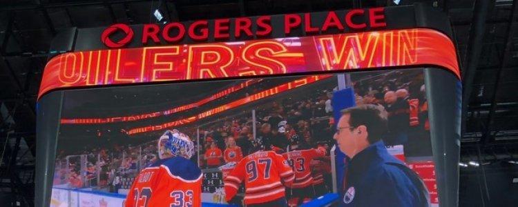 Bezoek een ijshockey wedstrijd, gooo Oilers!-1560514302