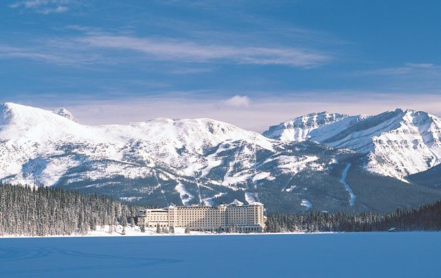 Chateau Fairmont Lake Louise