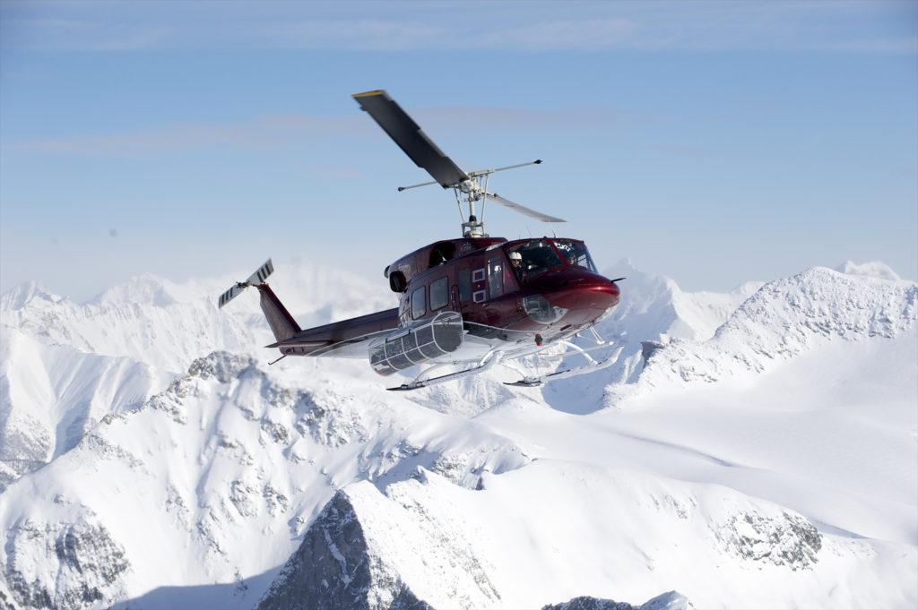 Combineer de skiresorts Kicking Horse en Panorama in British Columbia en beleef de ultieme Canadese ervaring: helicopterskiën