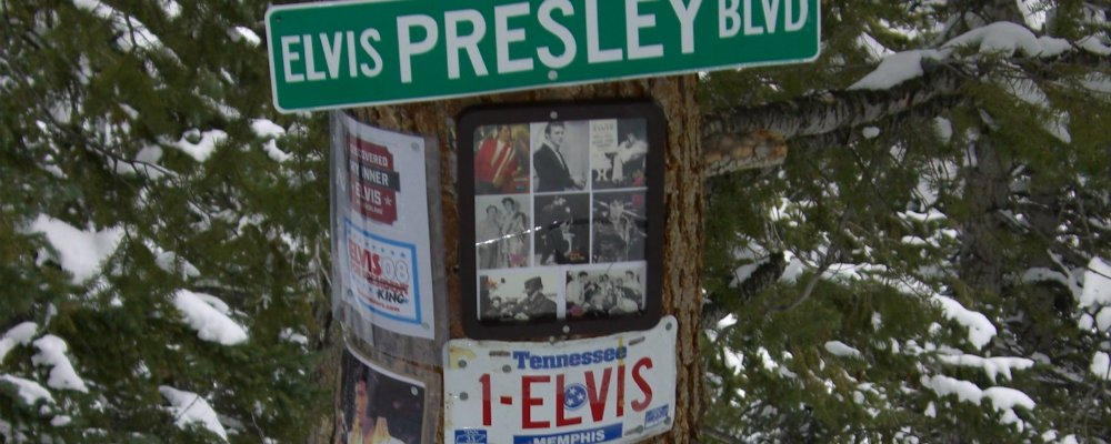 Skiën in Aspen: spot Elvis, Marilyn of The Beatles!
