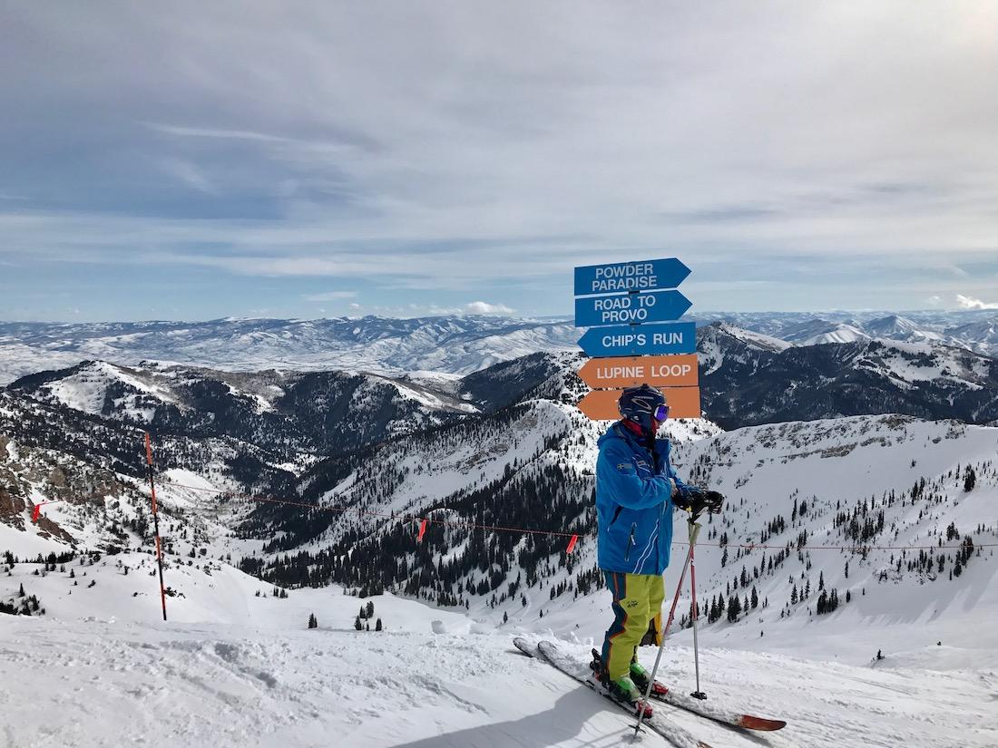 Nog twee lokale favorieten als het om poedersneeuw skiën gaat: Snowbird en Alta. Deze kleine resorts liggen achter elkaar aan het einde van de Little Cottonwood Canyon