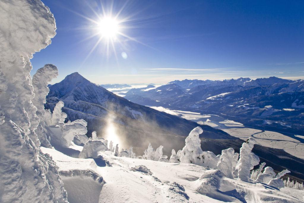 Voor de 'ski fanatics' is Revelstoke en Kicking Horse een prima match voor je wintersportvakantie naar Canada