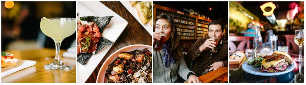 Lekkere tapas, Italiaanse pasta, sushi of een originele Amerikaanse hamburger? Er zijn talloze restaurants in Salt Lake City