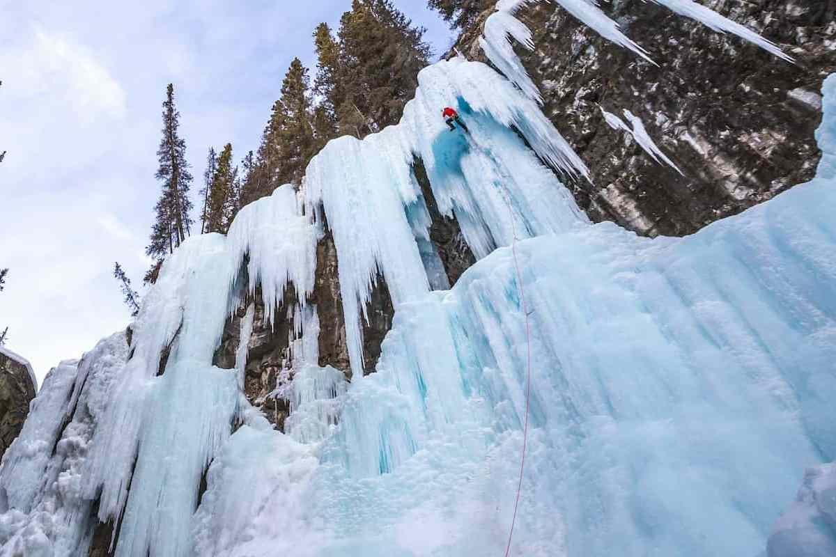 Private Ice Climbing Tour