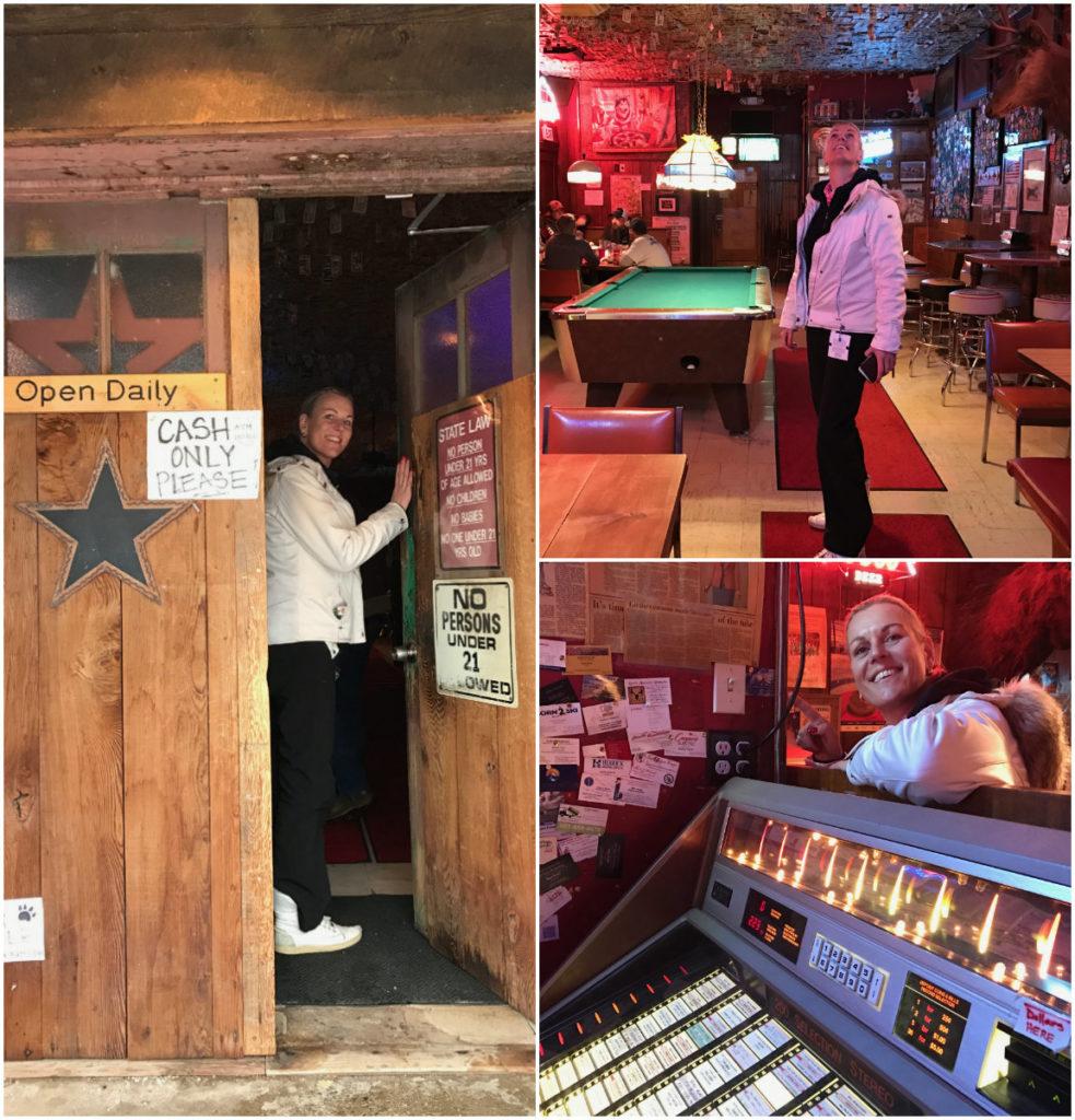 De allerleukste en oudste bar in Utah is de Shooting Star Saloon in Huntsville