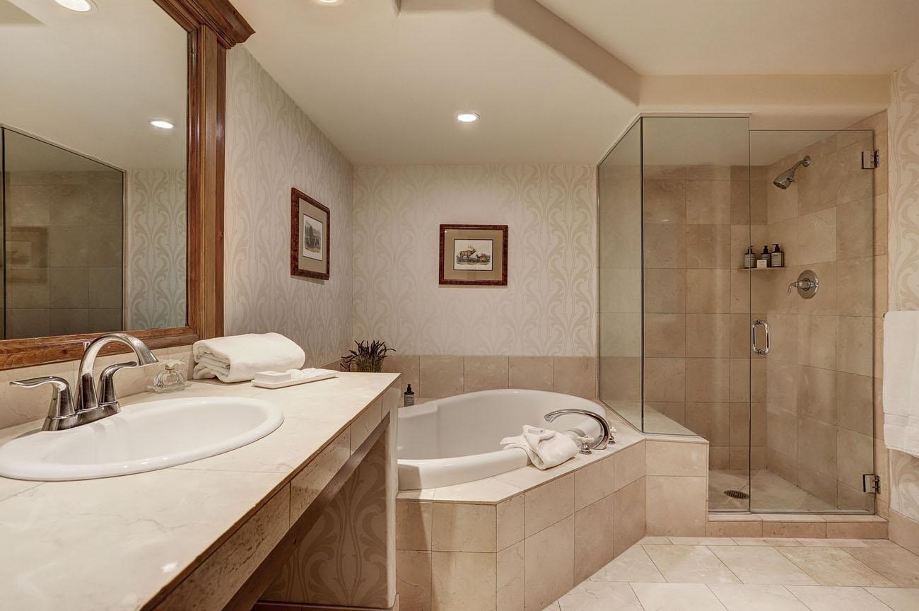 Vail - Austria Haus badkamer