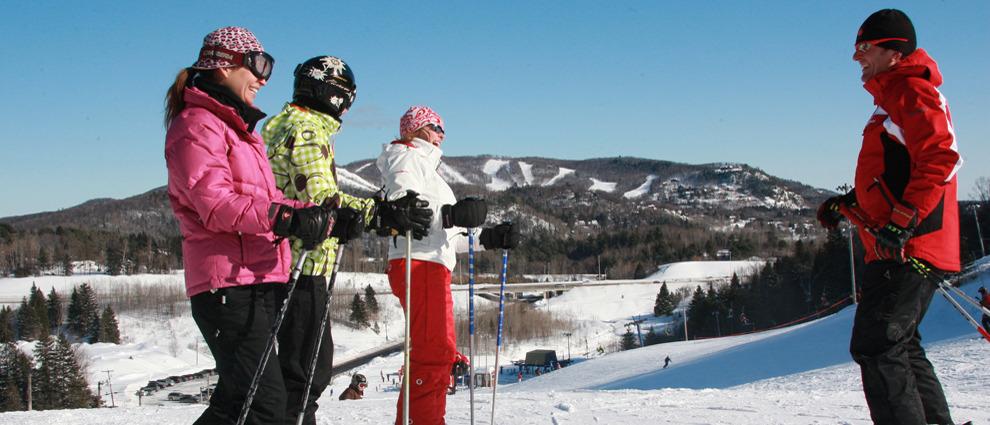 The Laurentians, 1 regio met 12 skigebieden