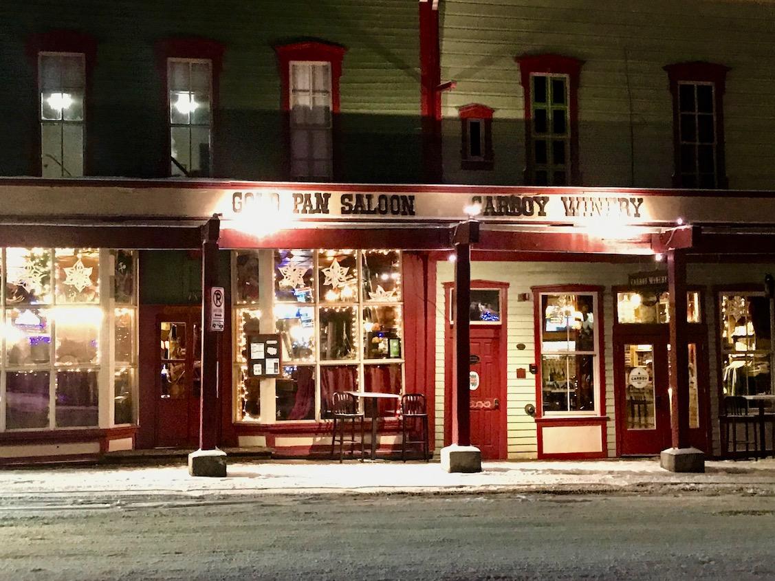 Gold Pan Saloon: oudste bar van Breckenridge