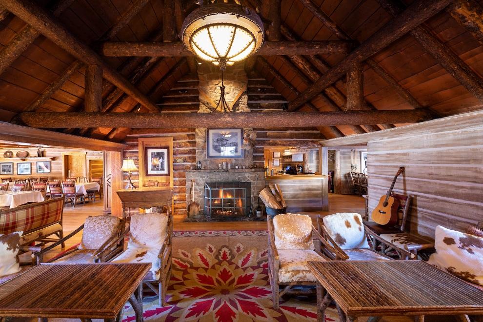 Trail Creek Cabin, Sun Valley: Romantisch restaurant buiten de stad met het beste vlees en vis uit Idaho!