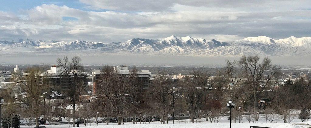 Delta Airlines vliegt rechtstreeks naar Salt Lake City in de staat Utah. Combineer deze stad met je skireis naar Deer Valley