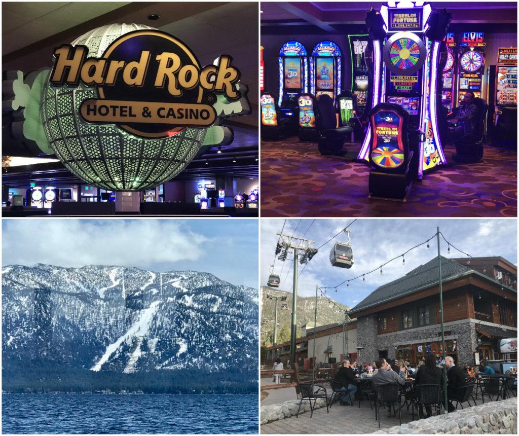 Op een paar uur rijden van San Francisco liggen de skigebieden rond Lake Tahoe in Californië en Nevada