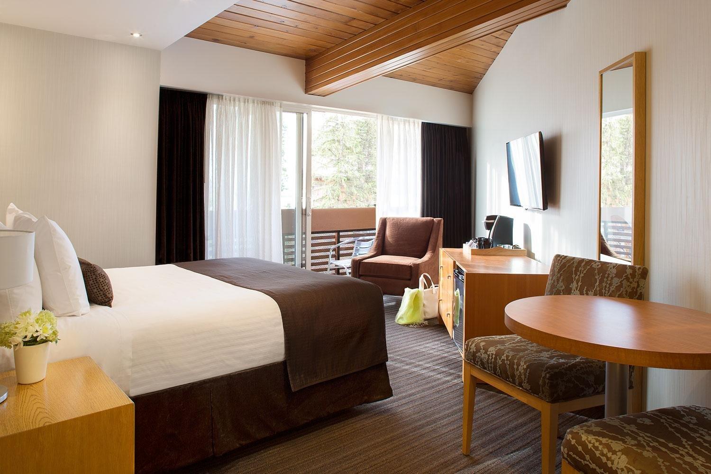Banff Aspen Lodge superior room