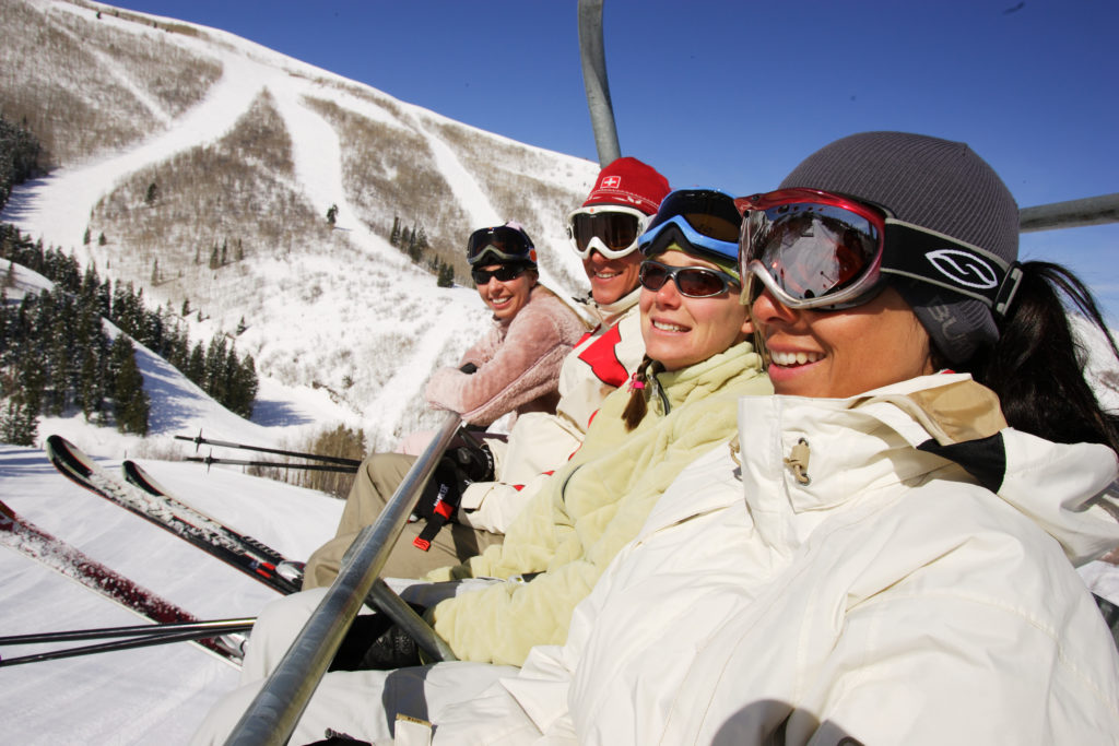 Vlieg rechtstreeks naar Salt Lake City in Utah en sta binnen no time op de skipistes in Park City Mountain Resort.