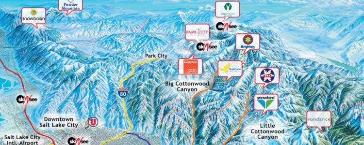 10 dingen die je moet weten over skiën in Utah