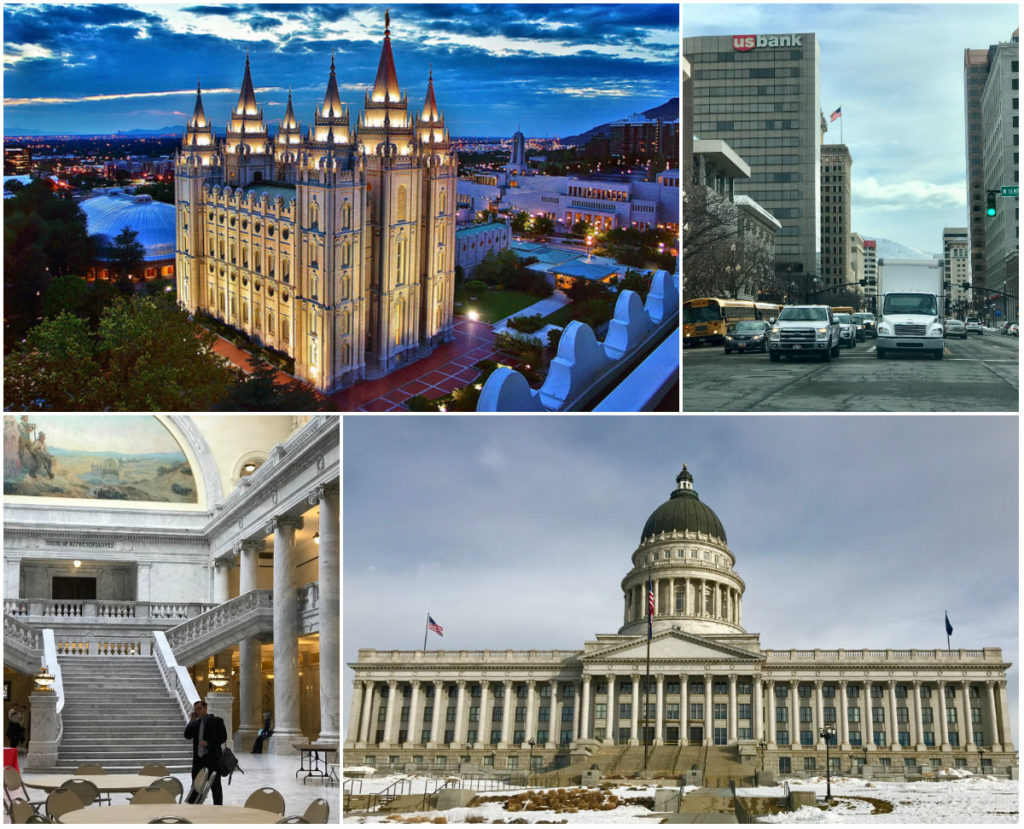 Combineer je wintersportvakantie in Utah met een dagje in Salt Lake City en ontdek hoe leuk deze Amerikaanse stad is
