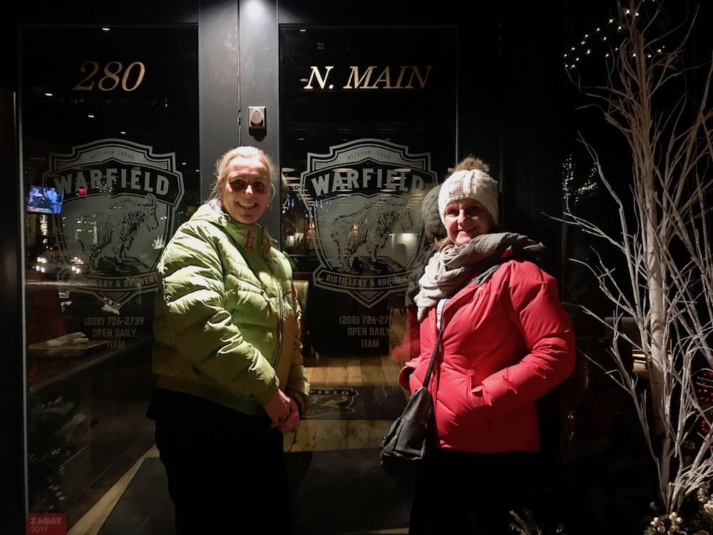 In Ketchum móét je naar The Pioneer Saloon, en voor de liefhebber van lokaal gebrouwen bier is er Warfield Distillery & Brewery