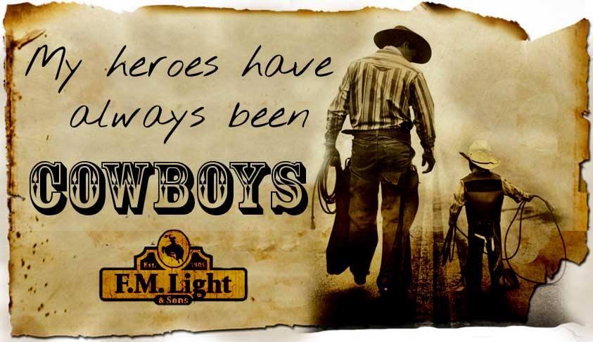 Als je naar Steamboat Springs gaat bezoek dan de cowboy winkel van FM Light & Sonsen koop een hoed of een mooi paar laarzen