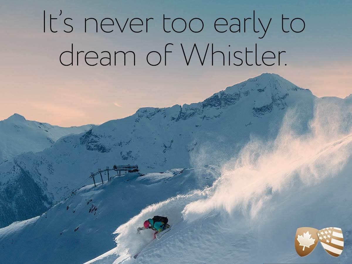 Boek tijdig je skivakantie naar Whistler in British Columbia en profiteer van interessante kortingen op je liftpas en vlucht